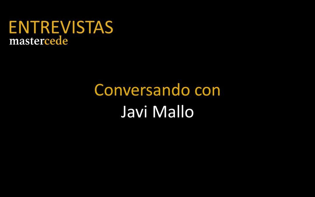 Conversando conJavier Mallo